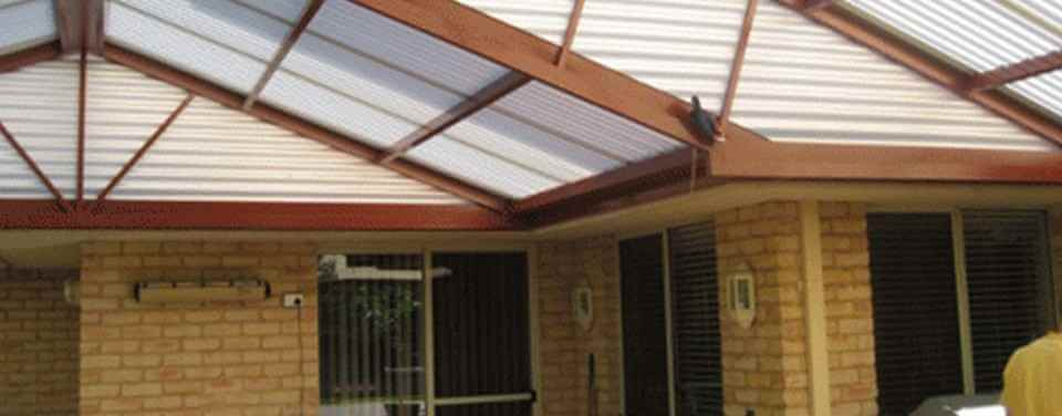 Gable Patios