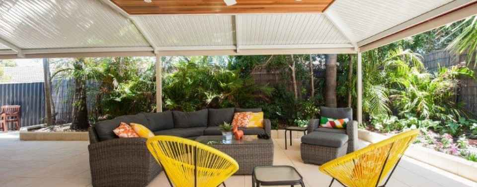 Enclosed Outdoor Patio Ideas
